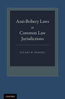 Anti-Bribery Laws in Common Law Jurisdictions